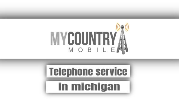 Telephone Service In Michigan
