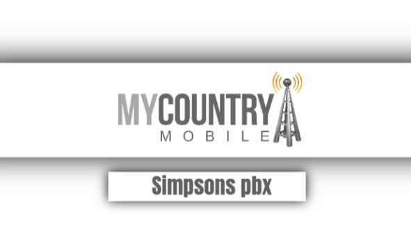 Simpsons PBX