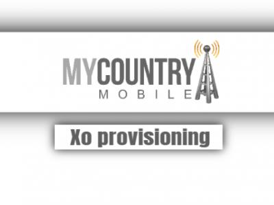 Xo Provisioning
