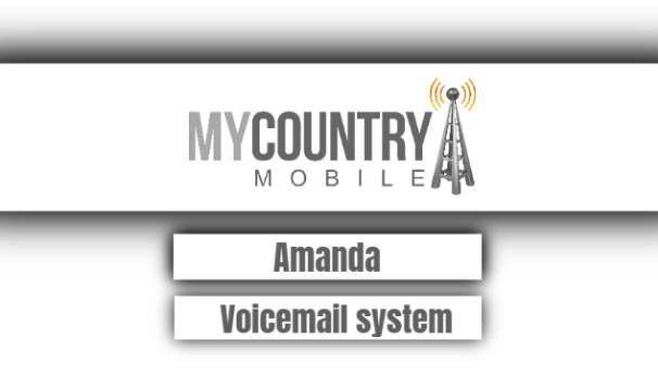 Amanda Voicemail System