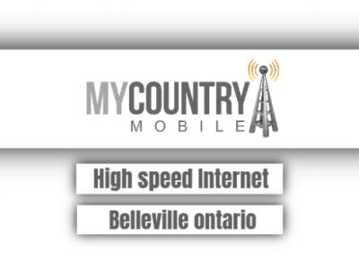 High Speed Internet Belleville Ontario