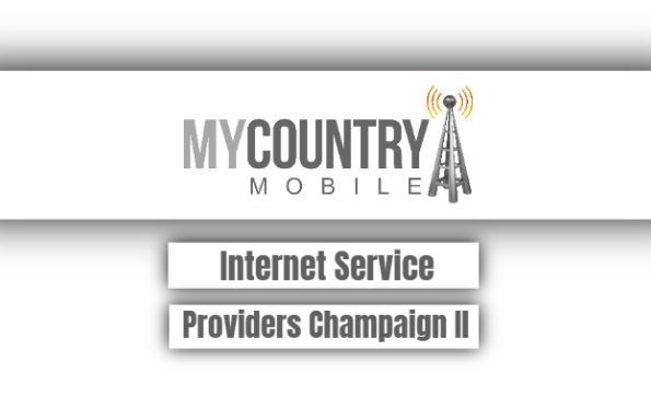 Internet Service Providers Champaign Il
