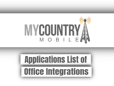 Applications List of Office Integrations