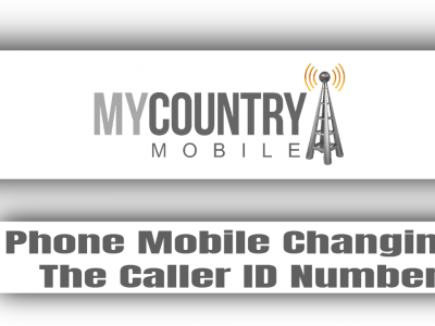 Phone Mobile Changing The Caller ID Number