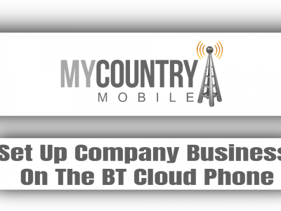 Set Up Company Business On The BT Cloud Phone