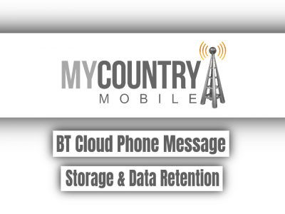 BT Cloud Phone Message Storage & Data Retention