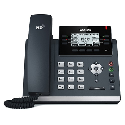 Manually Provision a Yealink T23P or T46G Phone