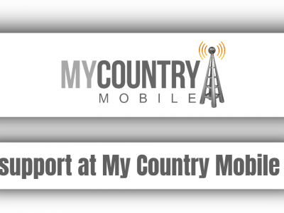 support at My Country Mobile