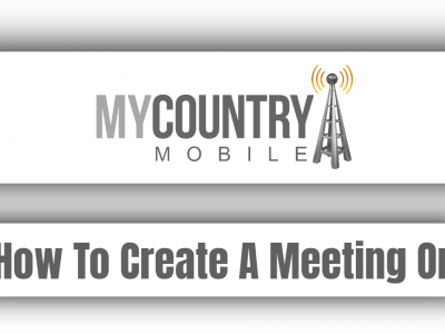 How To Create A Meeting On
