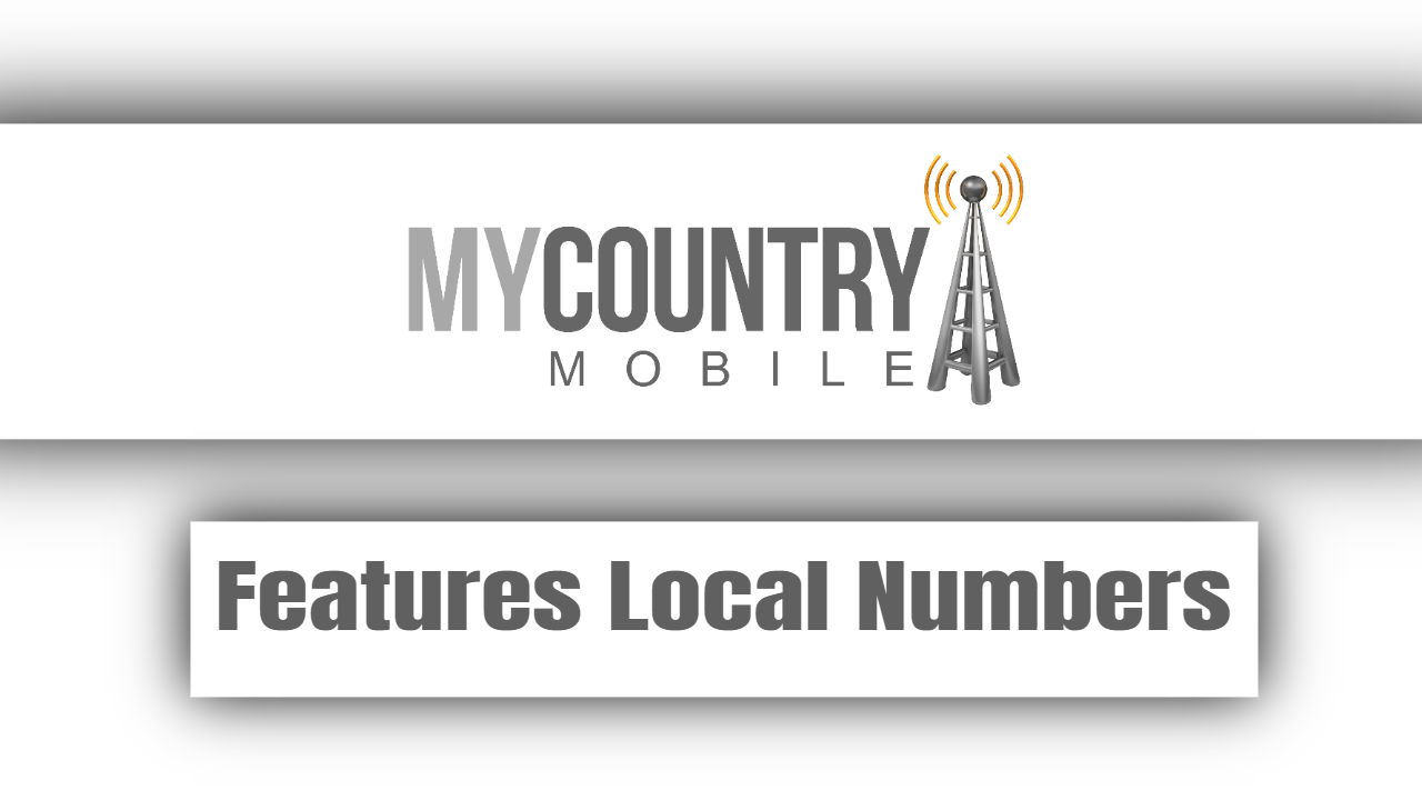 Features Local Numbers