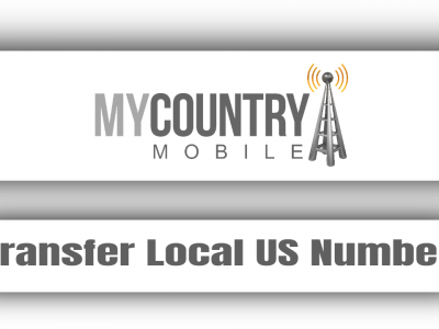 Transfer Local US Number