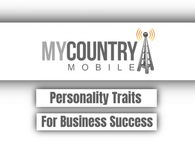 Personality Traits For Business Success