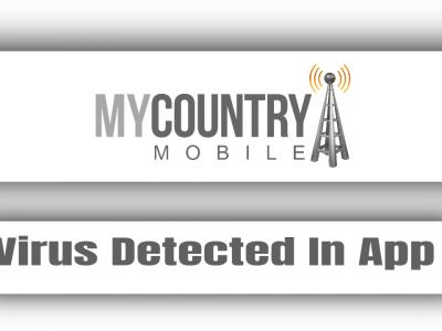 Virus Detected In App