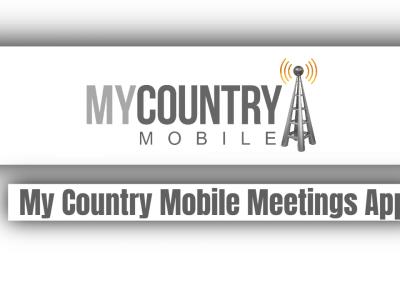 My Country Mobile Meetings App
