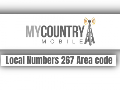 Local Numbers 267 Area code