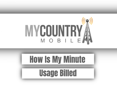 How Is My Minute Usage Billed