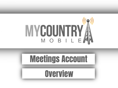 Meetings Account Overview