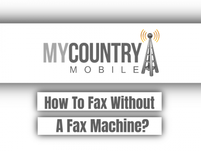 How To Fax Without A Fax Machine?