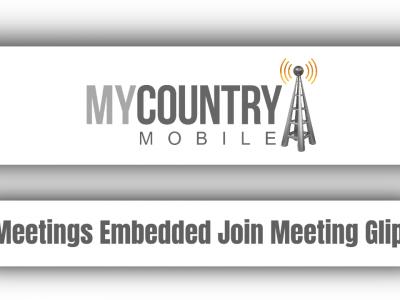 Meetings Embedded Join Meeting Glip