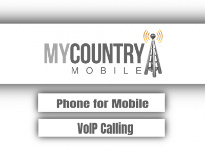 Phone for Mobile VoIP Calling