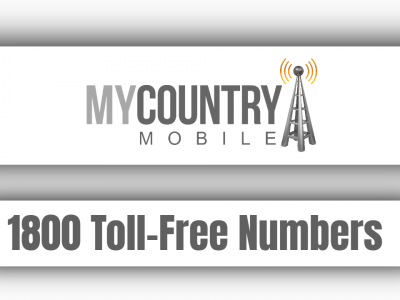 1800 Toll-Free Numbers