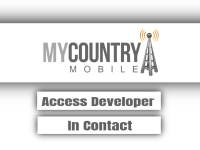 Access Developer In Contact