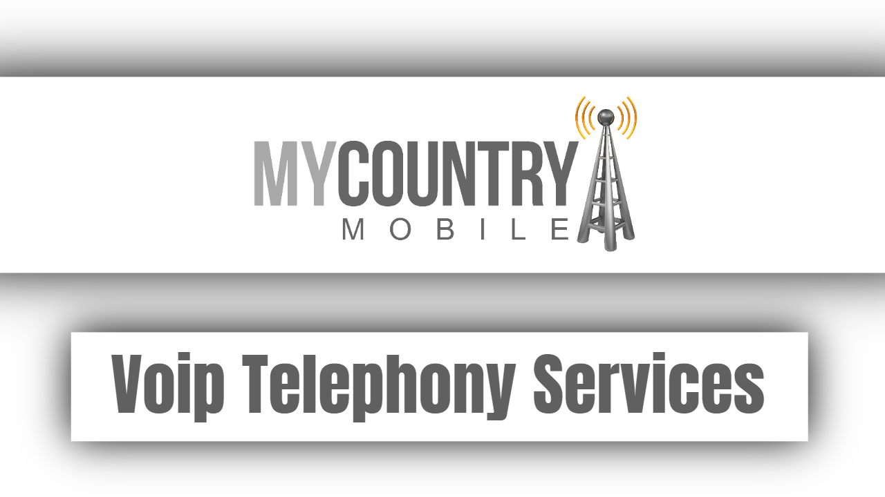 Voip Telephony Services