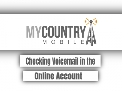Checking Voicemail in the Online Account