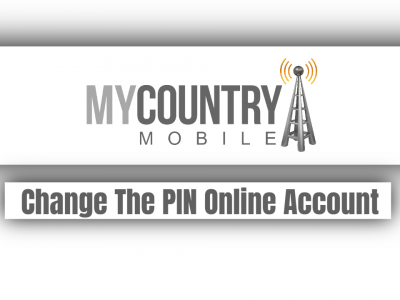 Change The PIN Online Account