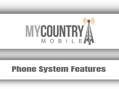 Phone System Features