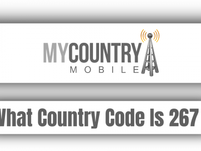 What Country Code Is 267