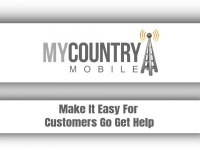 Make It Easy For Customers Go Get Help