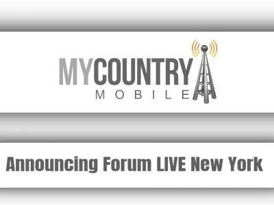 Announcing Forum LIVE New York