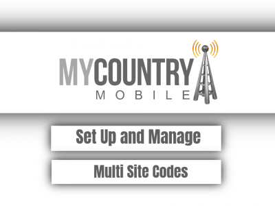 Set Up and Manage Multi Site Codes