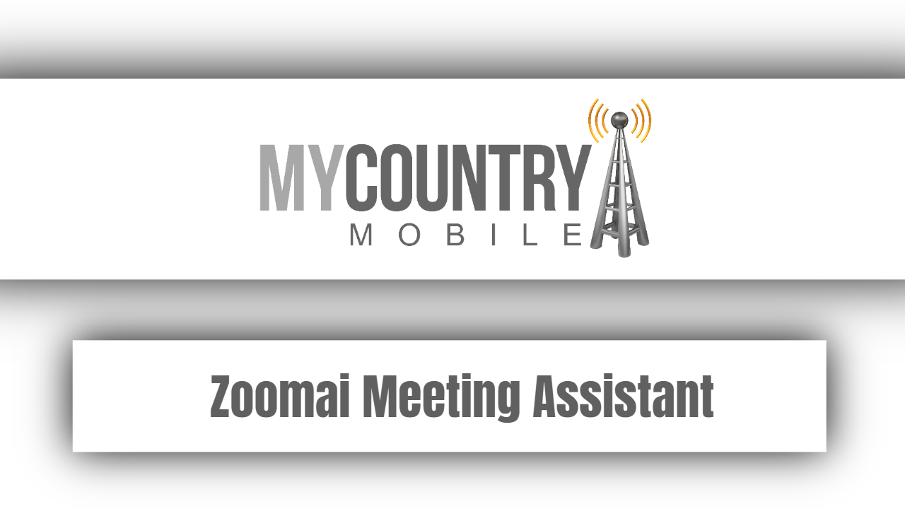 Zoomai Meeting Assistant