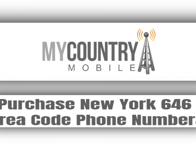Purchase New York 646 Area Code Phone Number