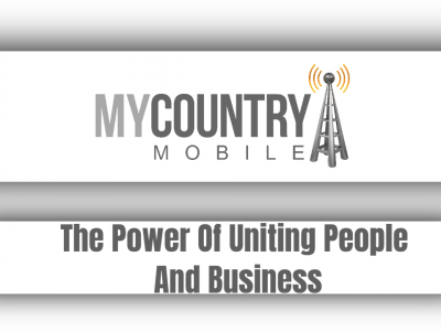 The Power Of Uniting People And Business