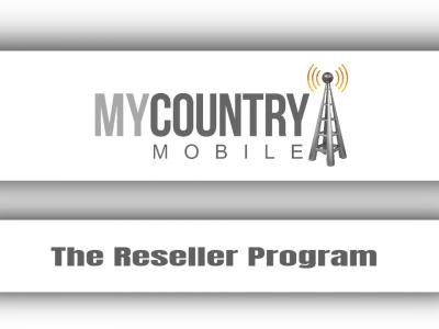 The Reseller Program