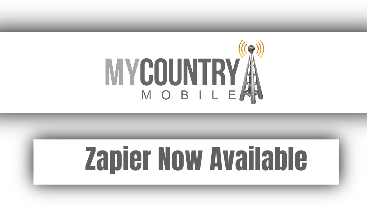 Zapier Now Available