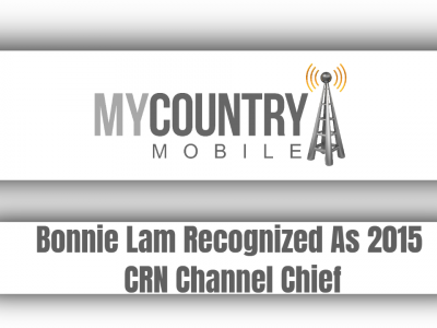 Bonnie Lam Recognized As 2015 CRN Channel Chief