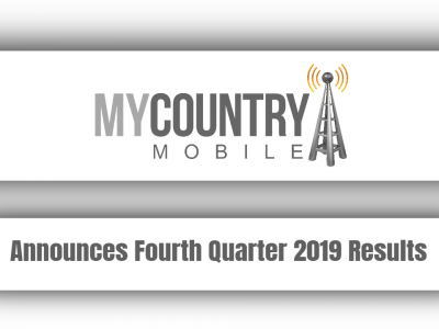 Announces Fourth Quarter 2019 Results