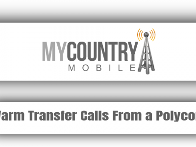 Warm Transfer Calls From a Polycom