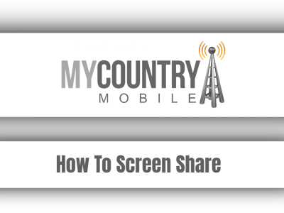 How To Screen Share