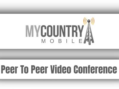 Peer To Peer Video Conference