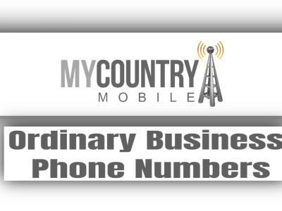 Ordinary Business Phone Numbers