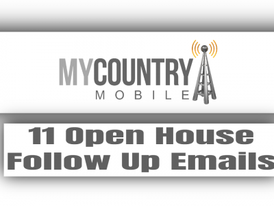 11 Open House Follow Up Emails