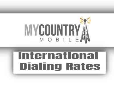 International Dialing Rates
