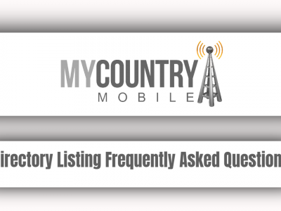 Directory Listing Frequently Asked Questions