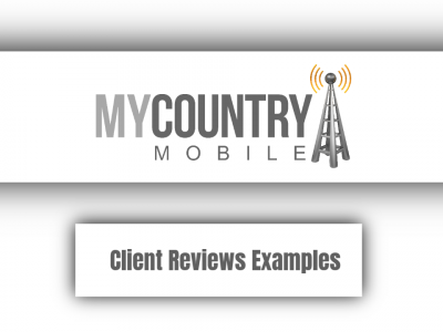 Client Reviews Examples