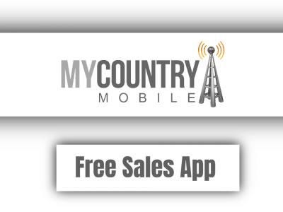 Free Sales App